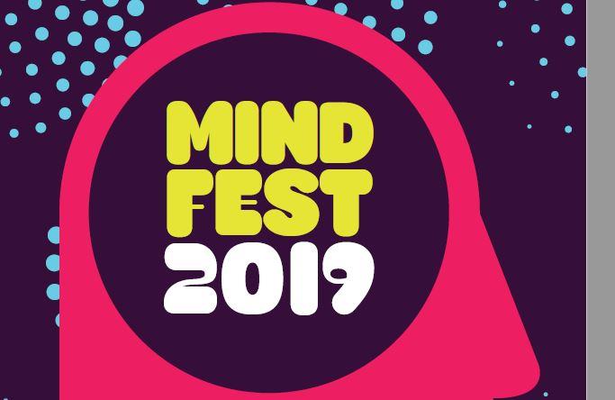 Dorking Healthcare at Mindfest 2019